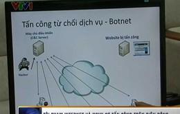 VietNamNet thiệt hại 1 tỷ đồng/ tuần sau vụ tấn công mạng