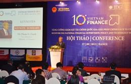 Giám sát tài chính ở Việt Nam bộc lộ nhiều hạn chế