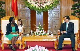 Chủ tịch WB: Ngân hàng Thế giới luôn đồng hành với Việt Nam