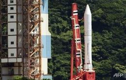 Nhật hoãn phóng tên lửa vào phút chót