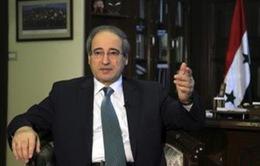 """Chính phủ Syria tuyên bố """"tự vệ bằng mọi nguồn lực sẵn có"""""""