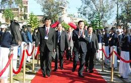 Chủ tịch nước dự lễ khai giảng năm học mới tại Đà Lạt