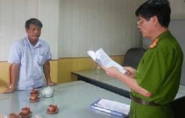 Bắt giam Phó TGĐ Công ty TNHH Nhà nước MTV cơ khí Quang Trung