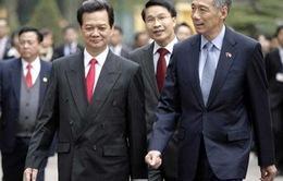 Nhiều kỳ vọng ở chuyến thăm của Thủ tướng Lý Hiển Long tới Việt Nam
