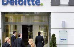 Kiểm toán Deloitte nhận án phạt kỷ lục