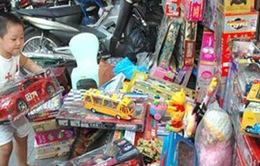 Thanh tra toàn quốc chất lượng đồ chơi trẻ em