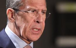 """""""Việc đe dọa Syria sẽ phá hỏng đàm phán hòa bình"""""""