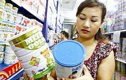 Sản phẩm được coi là sữa có trong diện bình ổn giá?