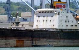 Tàu chở vũ khí Triều Tiên bị phạt 1 triệu USD