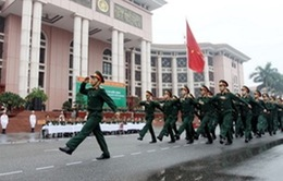 Việt Nam sẵn sàng tham gia hoạt động gìn giữ hòa bình