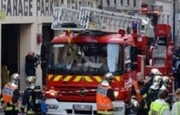 Nổ lớn giữa trung tâm Paris, 3 người thiệt mạng