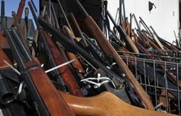 LHQ thông qua Nghị quyết về buôn bán vũ khí cỡ nhỏ