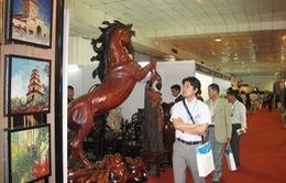 100 đơn vị tham gia Hội chợ triển lãm đồ gỗ EXPO 2013