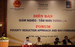 Diễn đàn giảm nghèo - tầm nhìn tương lai