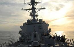Ấn Độ truy tố thủy thủ đoàn của Mỹ