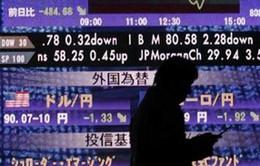 Chứng khoán châu Á giảm điểm