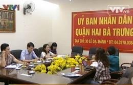 Đùn đẩy trách nhiệm về việc cấp phép Thẩm mỹ viện Cát Tường