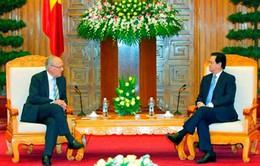 Thúc đẩy mạnh mẽ quan hệ hợp tác Việt Nam - Thụy Sỹ