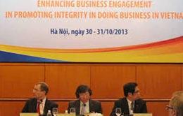 Phần lớn các doanh nghiệp chủ động đưa hối lộ