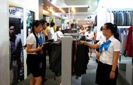 Hơn 100 DN tham gia Hội chợ thời trang Việt Nam 2013