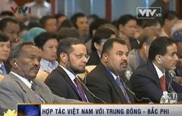 Diễn đàn Hợp tác Kinh tế Việt Nam với Trung Đông - Bắc Phi