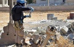 Chỉ còn 1 kho vũ khí hóa học ở Syria chưa được kiểm tra