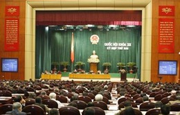 Hôm nay, QH phê chuẩn nhân sự Phó Thủ tướng Chính phủ