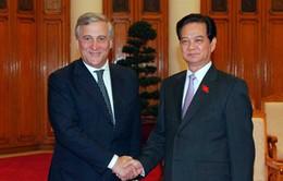 EU mong muốn tăng cường hợp tác với Việt Nam