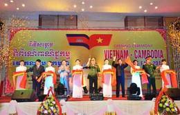 Hội chợ Thương mại Việt Nam - Campuchia 2013
