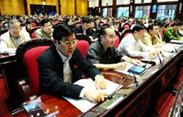 Quốc hội phê chuẩn nhân sự Bộ trưởng - Chủ nhiệm VPCP
