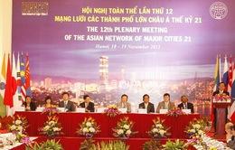 ANMC21 ký Tuyên bố chung Hà Nội