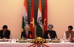 Tổng Bí thư hội đàm với Thủ tướng Ấn Độ