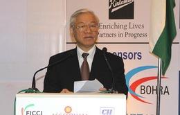 Tăng cường quan hệ thương mại Việt Nam - Ấn Độ
