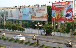 Hà Nội dẫn đầu số lượng biển quảng cáo ngoài trời