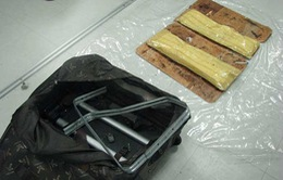 Liên tiếp phát hiện ma túy qua đường hàng không