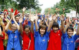 Đại hội Liên hoan Thanh niên Việt Nam - Trung Quốc lần II
