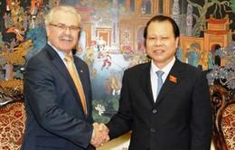 Tăng cường hợp tác nông nghiệp Việt Nam - Canada