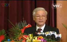 Phát biểu của Tổng Bí thư tại Viện Hàn lâm KHXH Việt Nam