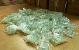 Bắt 160.000 ống thuốc kích thích tăng trưởng