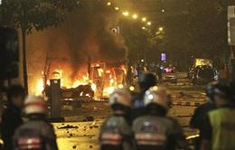 Singapore bắt giữ 27 người sau vụ bạo loạn