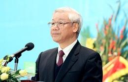 Tổng Bí thư dự kỷ niệm 20 năm Đại học Quốc gia