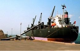 Cảng Quy Nhơn đón tấn hàng thứ 6 triệu