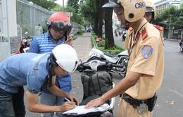 """Hôm nay (12/12), chính thức phạt """"nguội"""" vi phạm giao thông"""