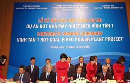 2 tỷ USD xây dựng nhà máy Nhiệt điện Vĩnh Tân 1
