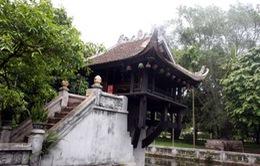 Đầu tư hơn 18 tỷ 628 triệu đồng tu bổ chùa Một Cột