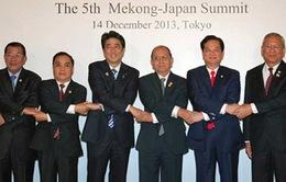 Thủ tướng dự Hội nghị Cấp cao Mekong - Nhật Bản