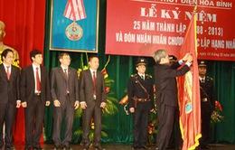 Thủy điện Hòa Bình đón Huân chương Độc lập hạng Nhất