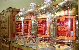 Thêm 5 loại rượu của Công ty 29 Hà Nội bị thu hồi