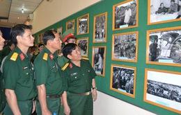 Triển lãm sách báo về Đại tướng Nguyễn Chí Thanh
