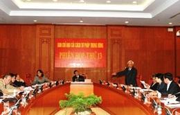 Ban Chỉ đạo cải cách tư pháp Trung ương họp phiên thứ 13
